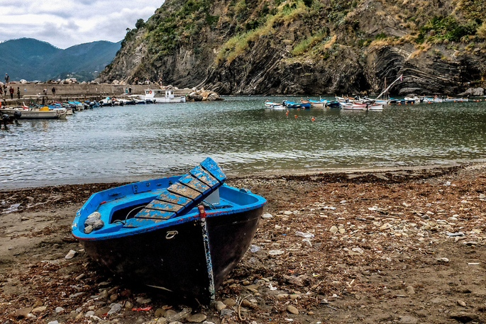 Days 16 and 17: Cinque Terre (Monterosso)