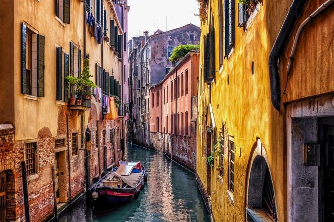 Day 15: Venice